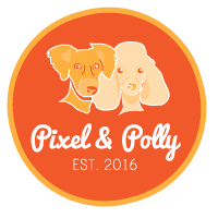 Pixel and Polly clothing